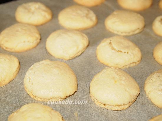 Миндальное печенье-11