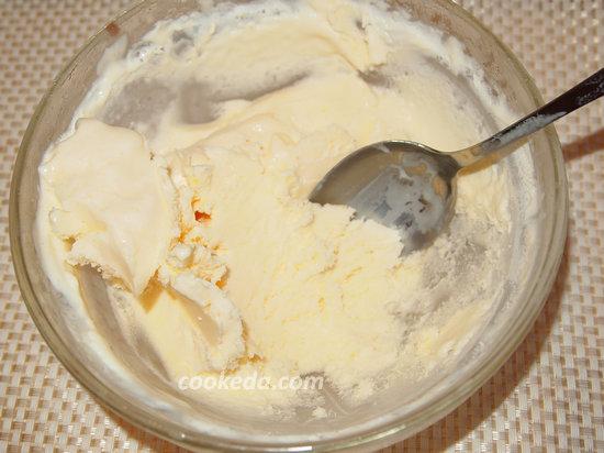домашнее мороженое пломбир-14
