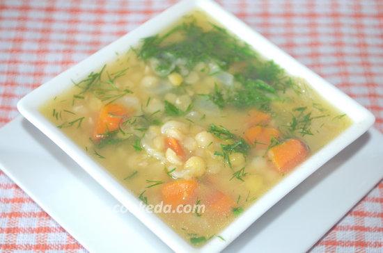 Гороховый суп-10