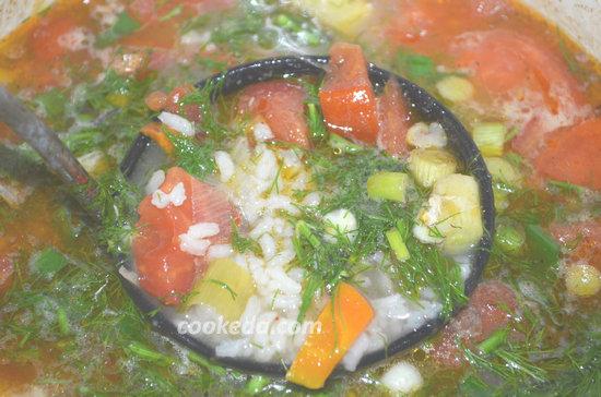 Суп харчо-08