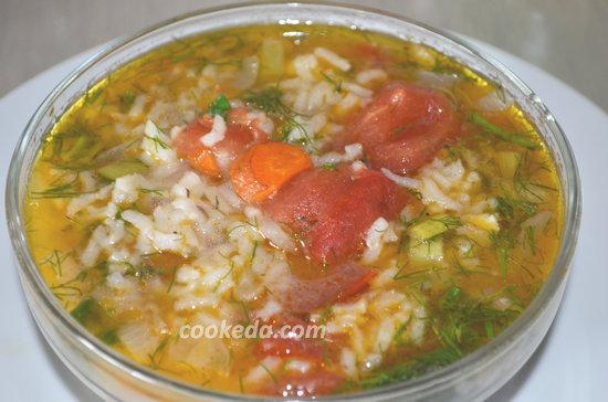 Суп харчо-09
