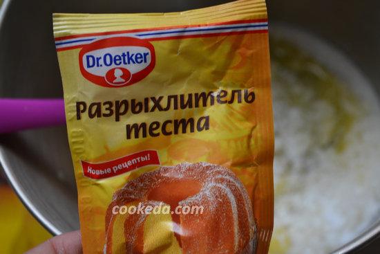 Бисквитный торт со сгущенкой-04