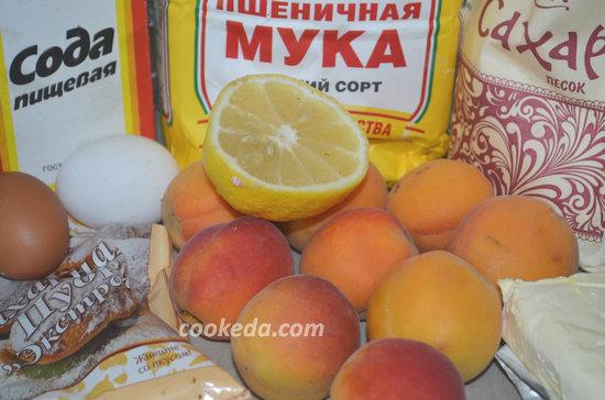 пирог с абрикосами-02