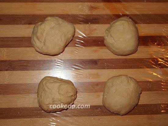 Хачапури с сыром-11