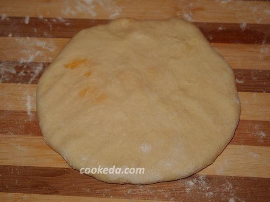 Хачапури с сыром-14