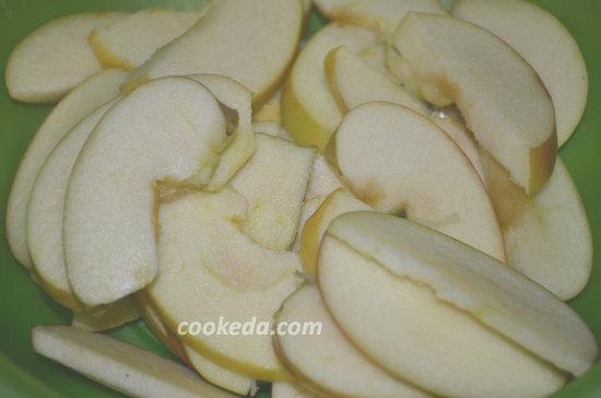 Корнуэльский пирог с яблоками-05