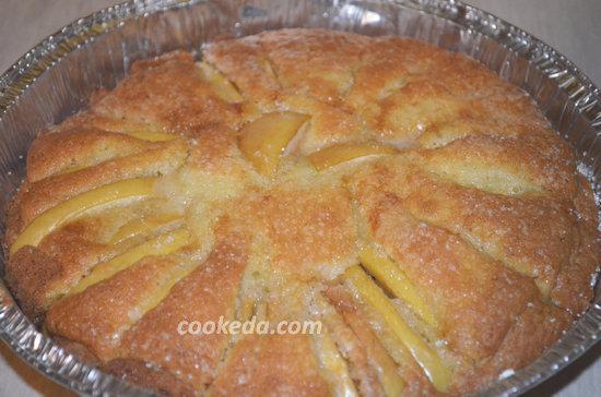Корнуэльский пирог с яблоками-07
