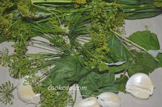 рецепт приготовления малосольных огурцов-04