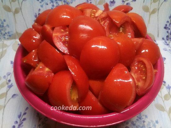 аджика из помидор и чеснока на зиму-07