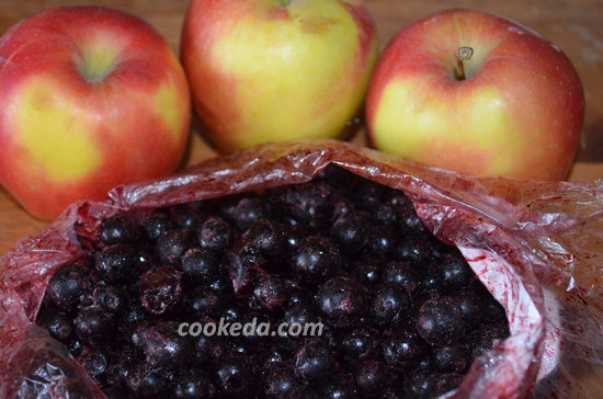 Английский пирог с яблоками-03