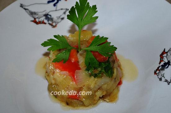 картошка с баклажанами-12