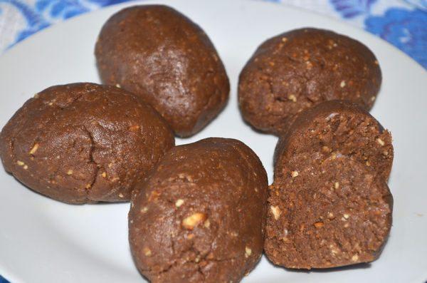 печенье картошка из печенья со сгущенкой рецепт с фото