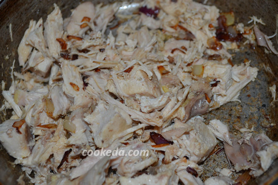 Рецепт курника с курицей-11