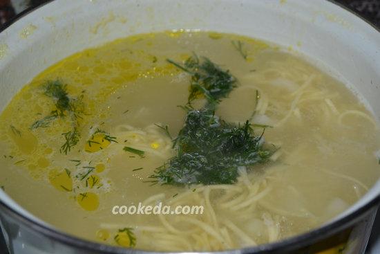 Куриный суп с лапшой-05