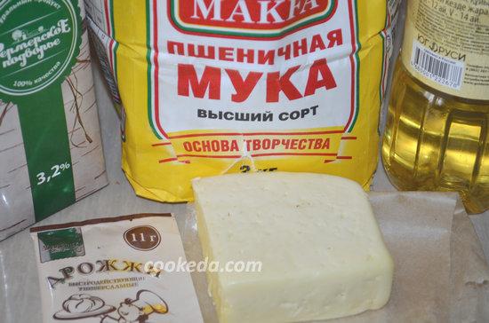 Лепешки с сыром-01