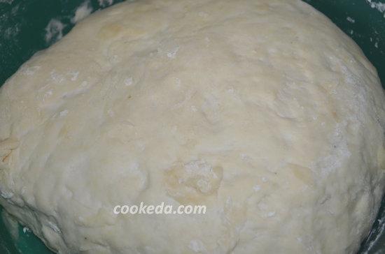 Лепешки с сыром-04