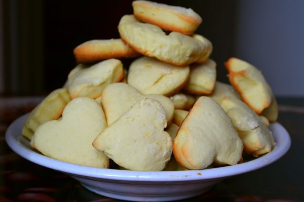 Печенье в пароварке рецепты с фото