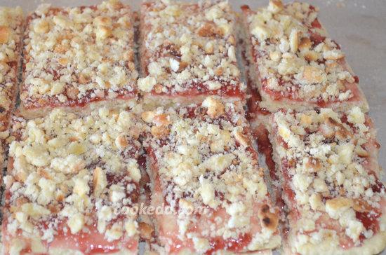 песочное пирожное рецепт-10