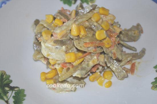 Печеночный салат-09