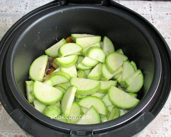 Тушеные овощи-10