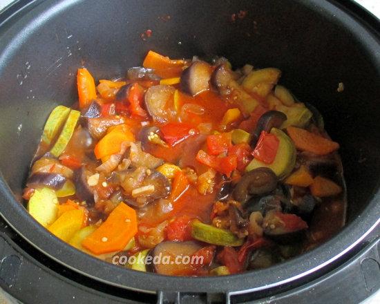 Тушеные овощи-12