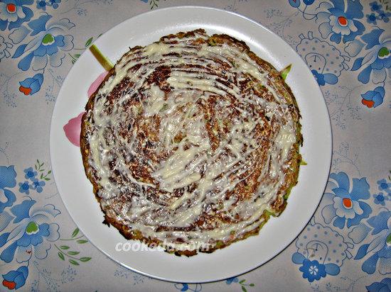 Торт из кабачков-18