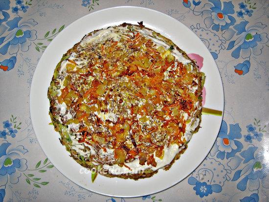 Торт из кабачков-19