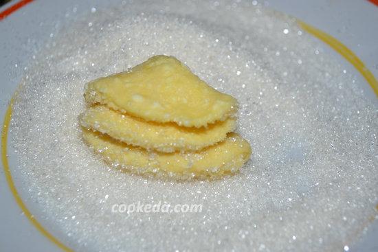 творожное печенье-10