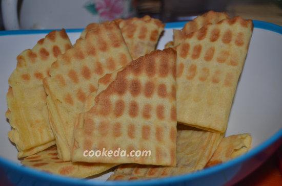 рецепт вафель для электровафельницы-04