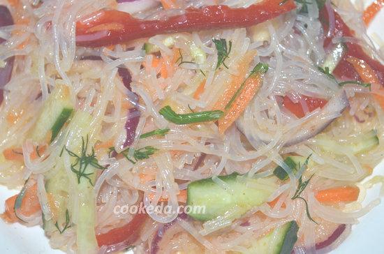 овощной салат с фунчозой-07