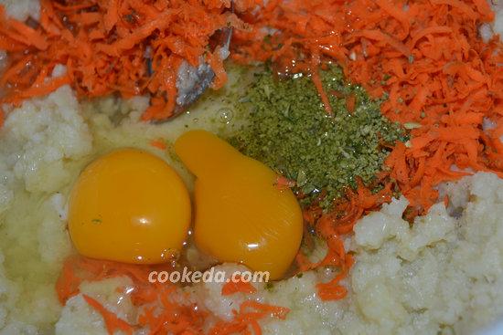 лепешки из цветной капусты-09