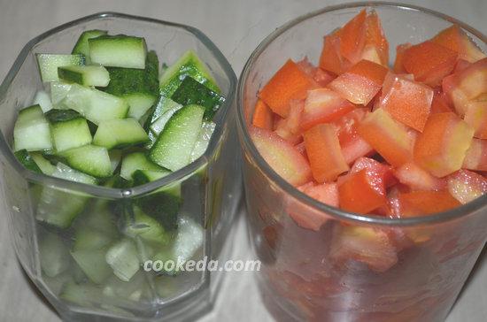 Салат из овощей и перловой крупы-04