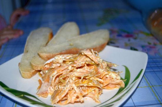 Салат из сырой тыквы-06