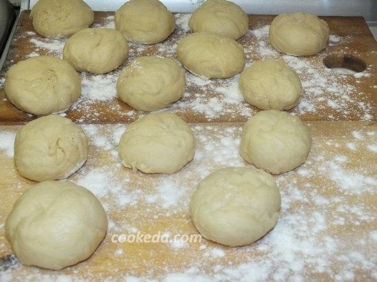 Пончики Берлинеры-12