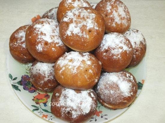 Пончики Берлинеры-20
