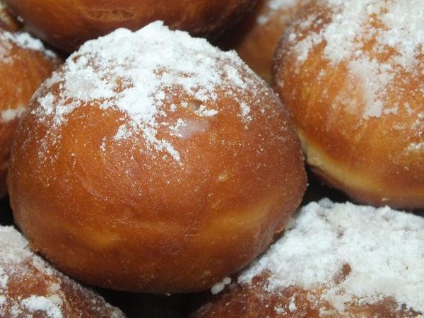 Берлинеры - берлинские пончики
