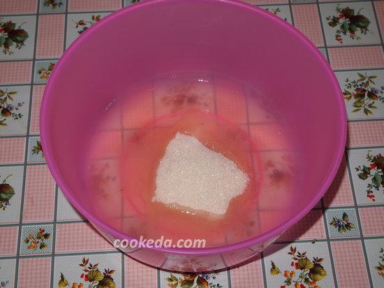 Рецепт торта Норка крота-02