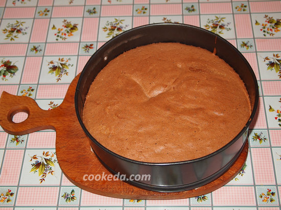 Рецепт торта Норка крота-20
