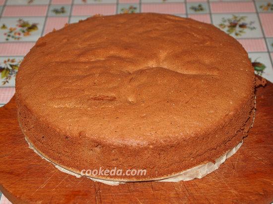 Рецепт торта Норка крота-21