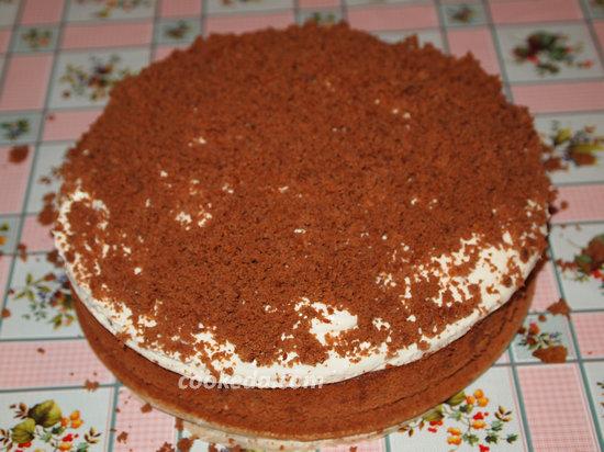 Рецепт торта Норка крота-29