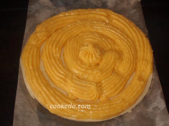 Торт Оноре сент-рецепт-08