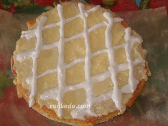 Торт Оноре сент-рецепт-11