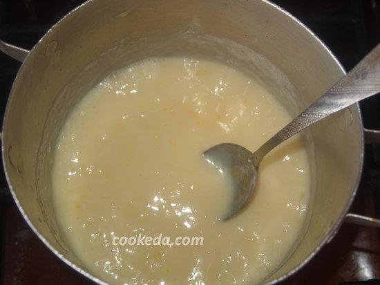 Торт Оноре сент-рецепт-18