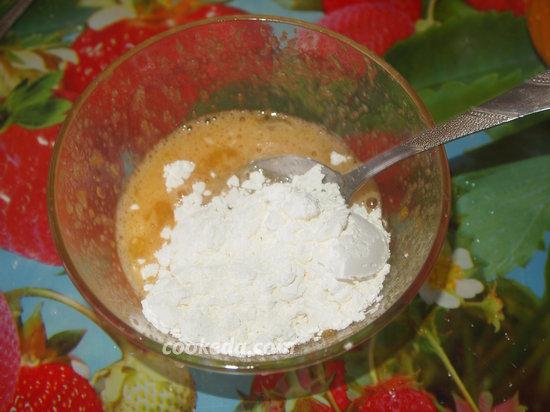 Торт Оноре сент-рецепт-20