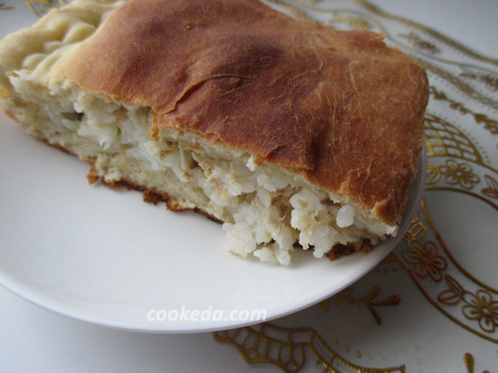 Пирог с горбушей-09