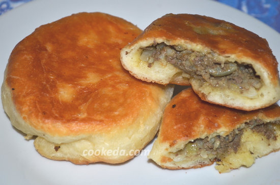 пирожки с печенью-10