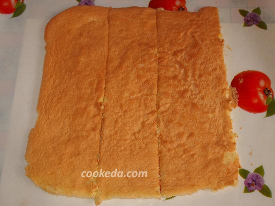 Рецепт торта Пенек-17