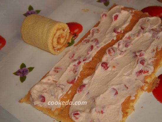 Рецепт торта Пенек-19