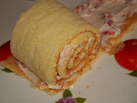 Рецепт торта Пенек-20