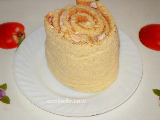 Рецепт торта Пенек-21
